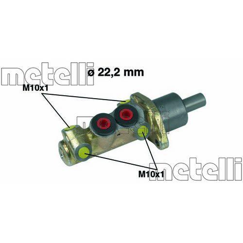 Pompa hamulcowa 05-0196 marki Metelli