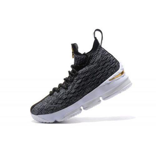 Nike Air James LeBron Black Gold, kolor czarny
