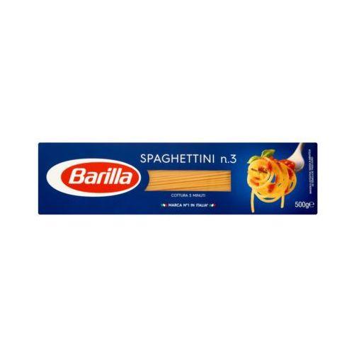 BARILLA 500g Spaghettini n.3 Makaron spaghettini