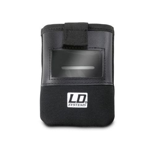 LD Systems BP POCKET 2 pokrowiec do bodypack z widokiem na wyświetlacz