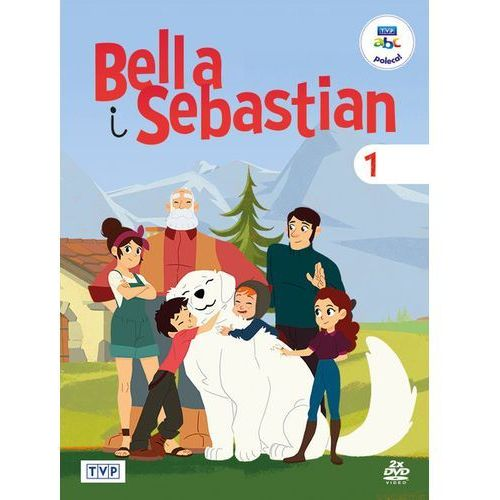 Telewizja polska Bella i sebastian cz. 1 (2 dvd) (płyta dvd)