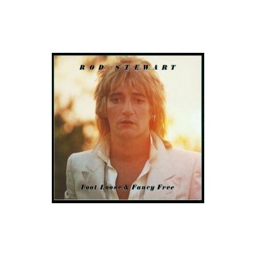 Foot Loose And Fancy Free (Remastered) [P] - Rod Stewart (Płyta CD)