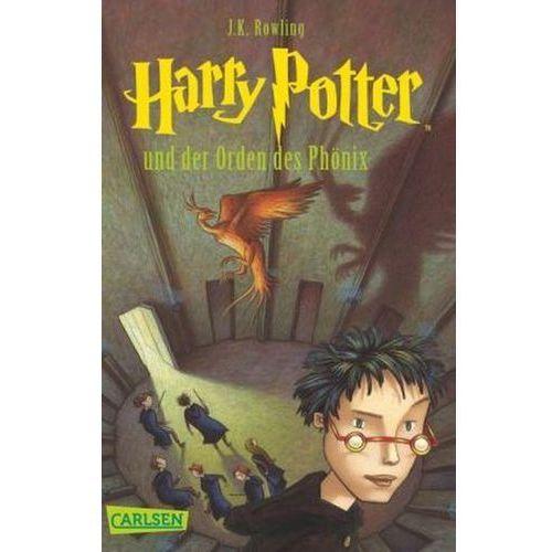 Harry Potter Und Der Orden Des Phonix (9783551354051)