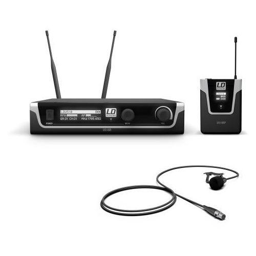 u518 bpl mikrofon bezprzewodowy krawatowy marki Ld systems