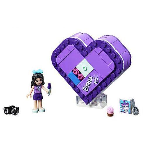 Lego klocki friends pudełko w kształcie serca emmy gxp-671413 - darmowa dostawa od 199 zł!!! marki Lego polska