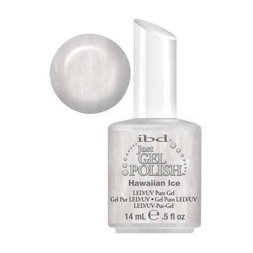 Lakier hybrydowy just gel hawaiian ice 14ml ibd, 1210277067