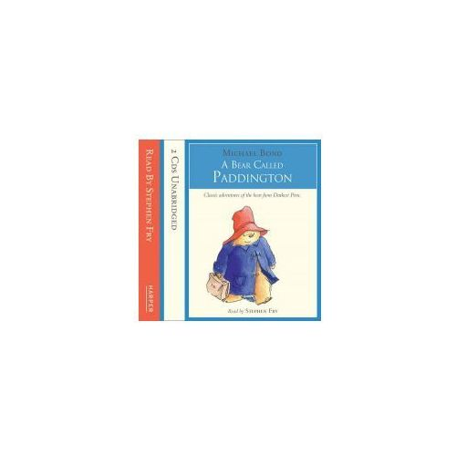 Bear Called Paddington Audiobook, Harper Collins