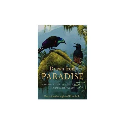 Drawn from Paradise: The Natural History, Art and Discovery of the Birds of Paradise with Rare Archival Art