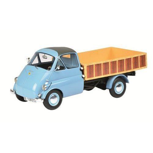 Schuco Isocarro pick-up (light blue) - . darmowa dostawa do kiosku ruchu od 24,99zł