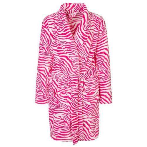 CALANDO Szlafrok pink, różowy, 1 rozmiar