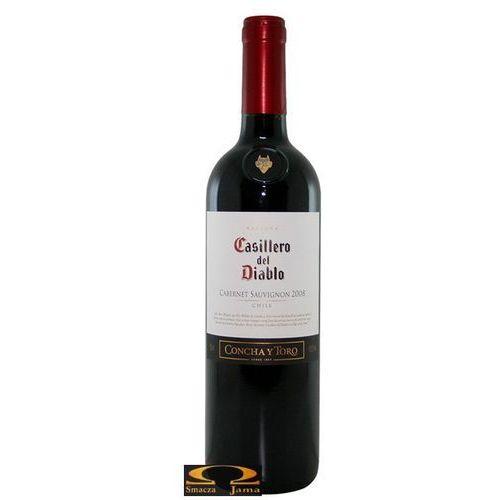 Viña concha y toro Wino casillero del diablo cabernet sauvignon chile 0,75l z kategorii Alkohole