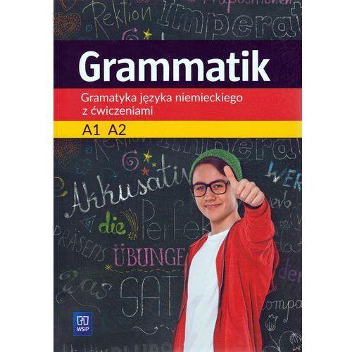 Grammatik. Gramatyka j. niemieckiego dla SP WSiP, WSiP