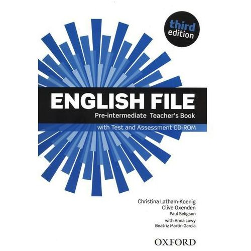 English File Third Edition Pre-Intermediate Książka Nauczyciela