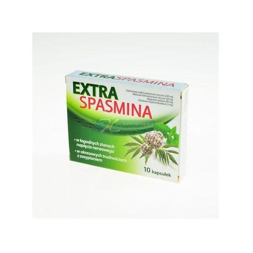 EXTRASPASMINA (NERVOMAG) 10 kapsułek (5909990661060)