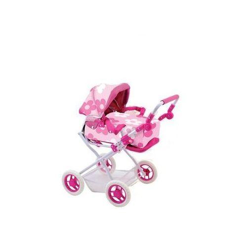 Wózek dla lalek Bambolina Orlando mały - oferta [0541de4d736f8578]
