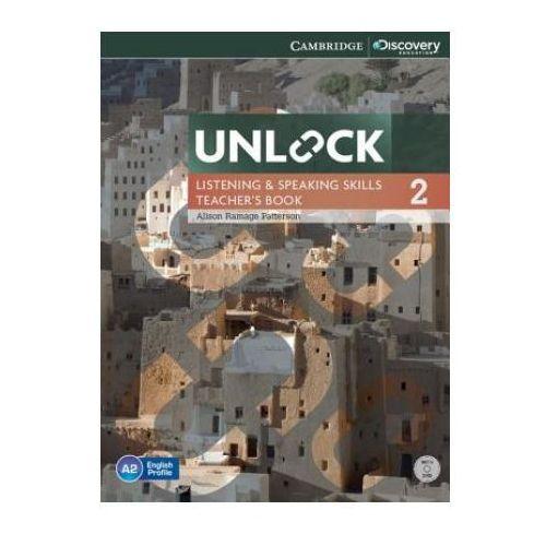 Unlock Level 2 Listening and Speaking Skills Teacher's Book (144 str.)