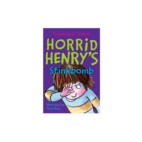 Horrid Henry's Stinkbomb (9781842550663)