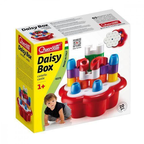 Quercetti Układanka daisy box castel (8007905002728)