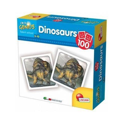 I'm Genius Memoria 100 Dinozaurów - DARMOWA DOSTAWA OD 199 ZŁ!!!