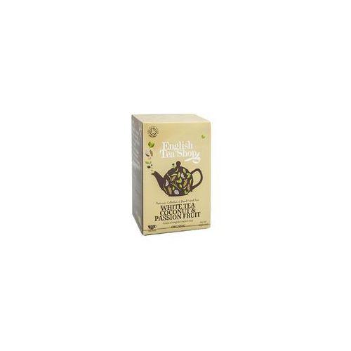 ETS White Tea Coconut & Passion Fruit 20 saszetek, 3105