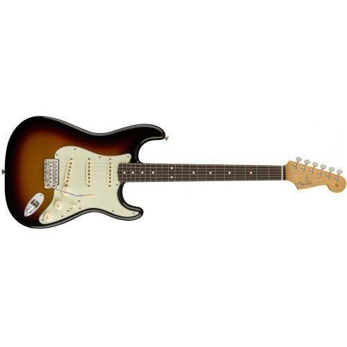 Fender Classic Series ′60s Stratocaster Pau Ferro Fingerboard, 3-Color Sunburst gitara elektryczna