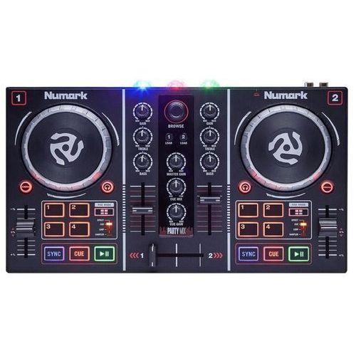 Kontroler dj partymix + zamów z dostawą jutro! marki Numark
