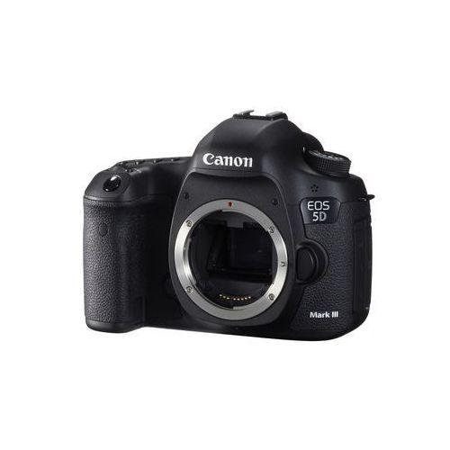 Canon EOS 5D Mark III [przekątna ekranu 3.2