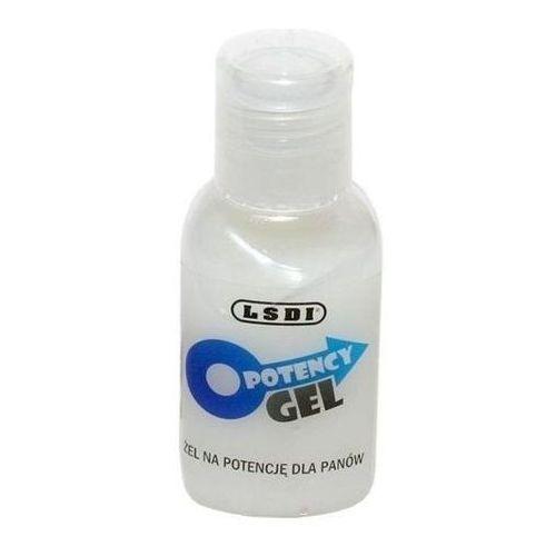 Potency żel, extra mocna formuła marki Lsdi