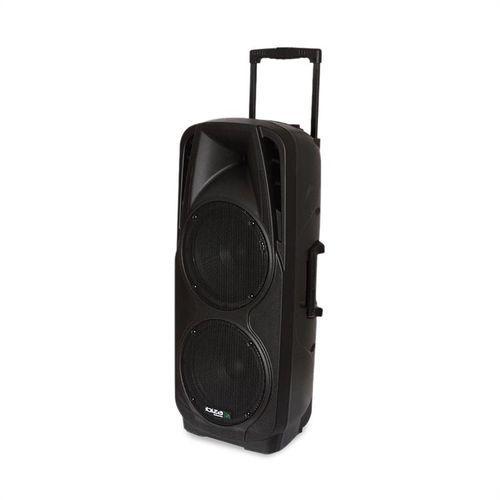port225vhf-bt mobilny zestaw nagłośnieniowy pa bluetooth usb sd aux mp3 vhf marki Ibiza