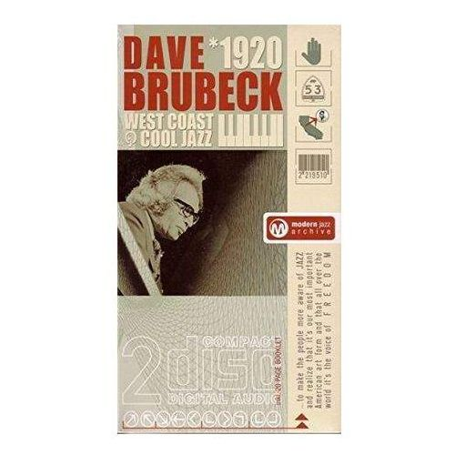 Brubeck, dave - modern jazz archive - west coast cool jazz (for all we know / take five) marki Membran