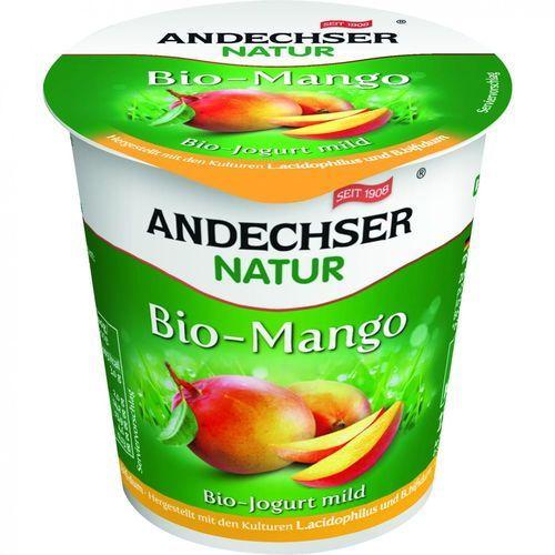Jogurt z mango 3,7% BIO 150 g Andechser Natur