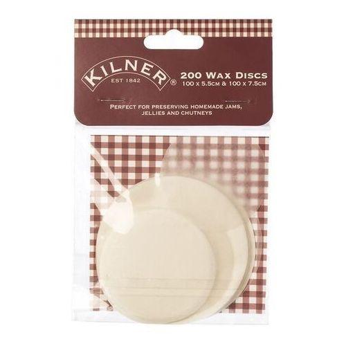 Kilner - zestaw woskowych dysków do dżemów 200 szt (5010853179711)