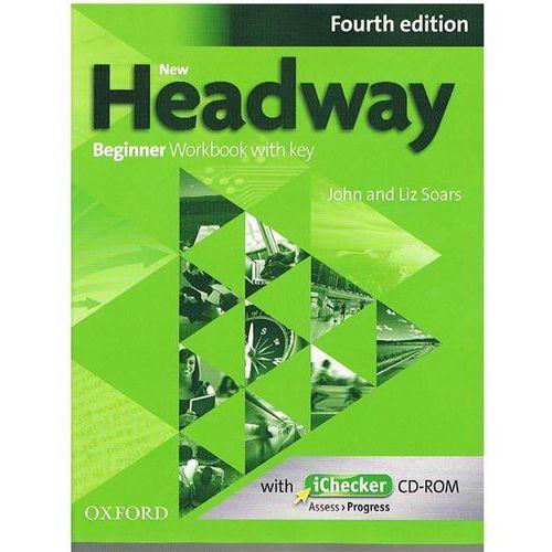 Headway 4E Beginner Workbook With Key and iChecker Pack (2013)