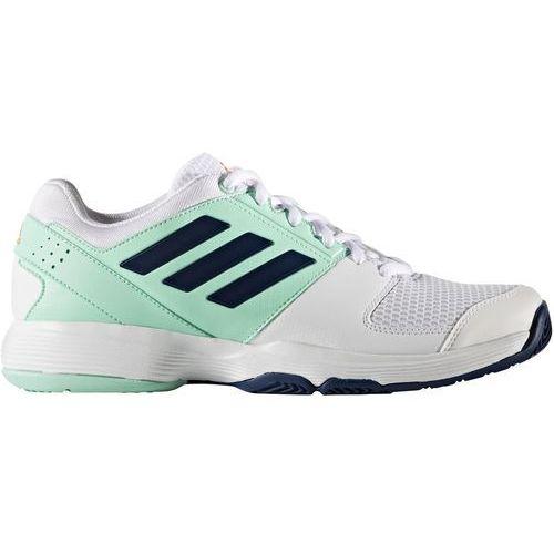 a54b977ee3339 ... Adidas buty barricade court w ftwr white/mystery blue /easy ...