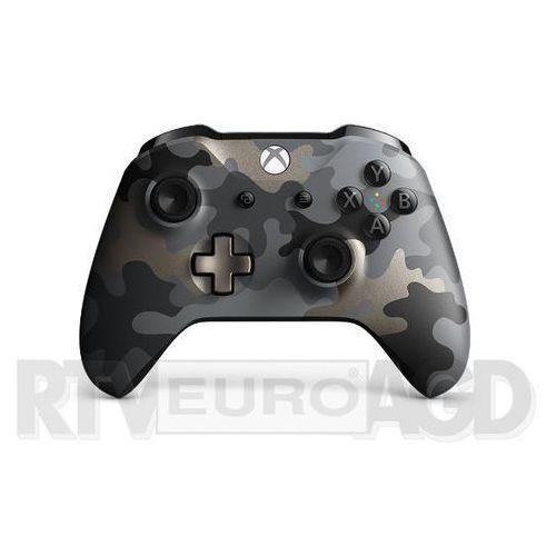 Kontroler bezprzewodowy MICROSOFT WL3-00151 Night Ops Camo Special Edition do Xbox One, WL3-00151