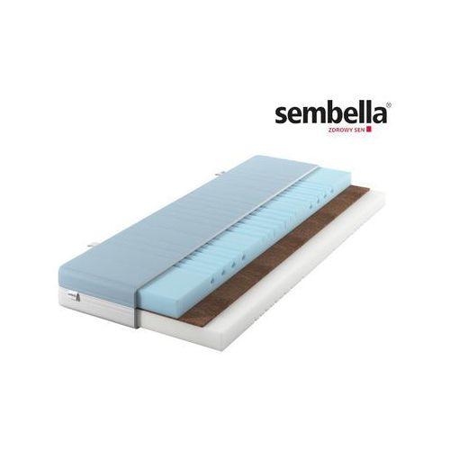 SEMBELLA SMART ENDURO – materac piankowy, Rozmiar - 200x200 WYPRZEDAŻ, WYSYŁKA GRATIS