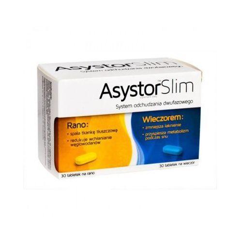 Asystor Slim 60 tabletek (artykuł z kategorii Tabletki na odchudzanie)