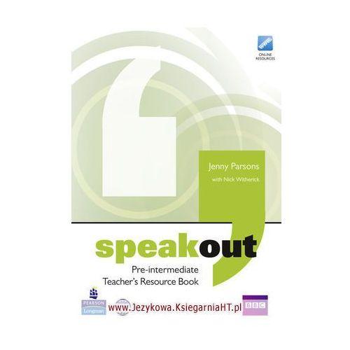 Speakout Pre-Intermediate, Teacher's Book (książka nauczyciela)