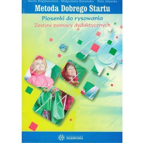 Metoda dobrego startu.Piosenki do rysowania. Zestaw pomocy dydaktycznych (2006)