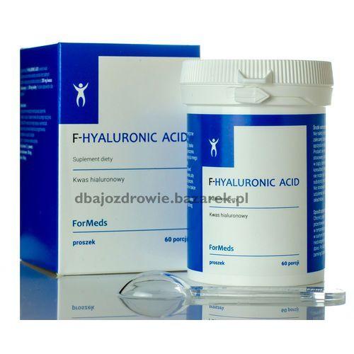 Proszek F- HYALURONIC ACID FORMEDS, KWAS HIALURONOWY W PROSZKU