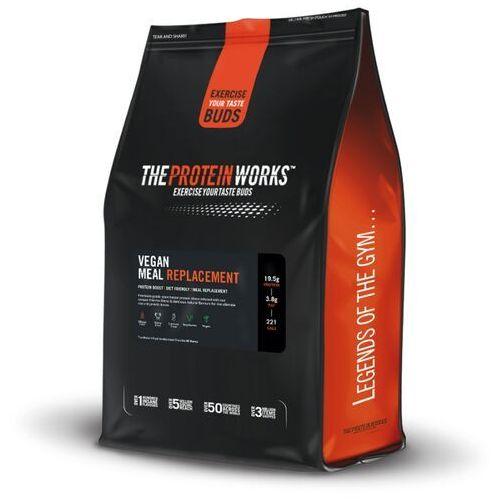 The protein works wegański zamiennik posiłku 500 g