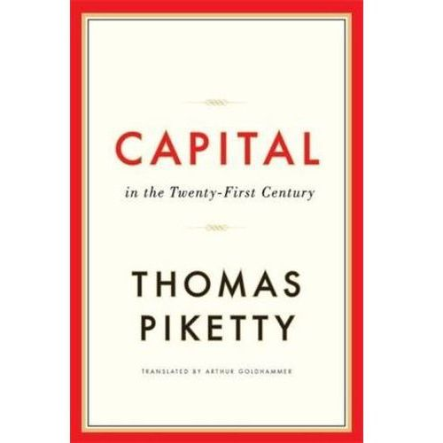 Capital in the Twenty-First Century (9780674430006)