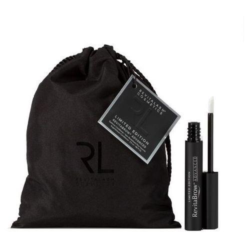 RevitaLash RevitaBrow Advanced Black | Odżywka do brwi 3,5ml (limitowana edycja)