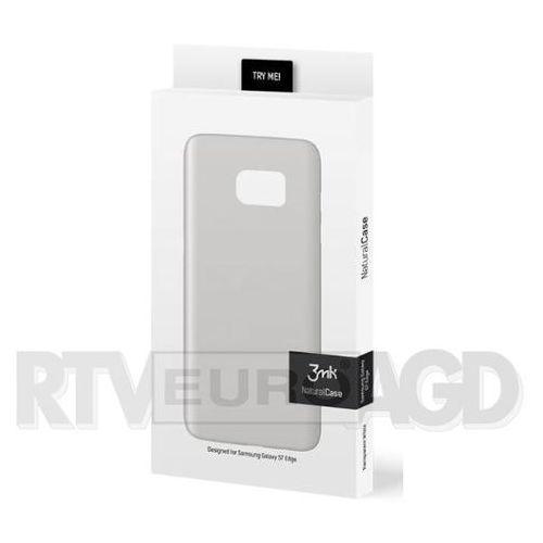3mk Natural Case Samsung Galaxy S7 Edge (biały) (5901571133287)