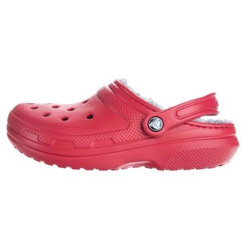 Crocs Classic Fuzz Lined Clog Crocs Czerwony 37-38
