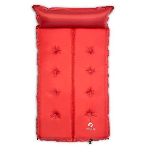 goodbreak 5 izomata/karimata 5cm podwójny materac powietrzny samopompująca marki Yukatana