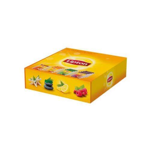 Zestaw herbat Lipton 180 kopert mix smaków, BP821598