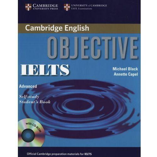 Objective IELTS advanced Self-Study Student`s Book+CD, Cambridge University Press