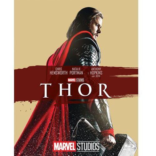 Thor (bd) kolekcja marvel (płyta bluray) marki Kenneth branagh