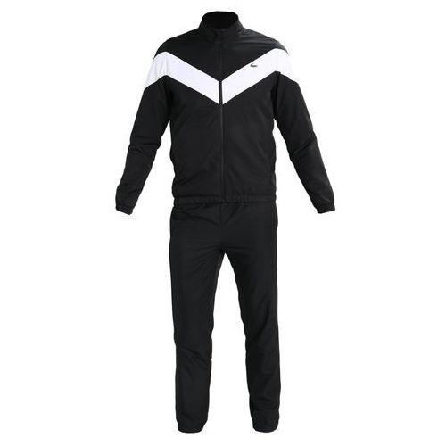 Lacoste Sport Dres black/black/black/white, kolor czarny